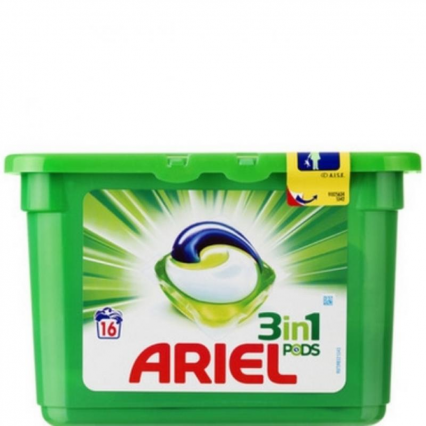 Ariel 3 in 1 Pods White