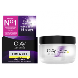 Anti-Wrinkle Firm and Lift Day Cream