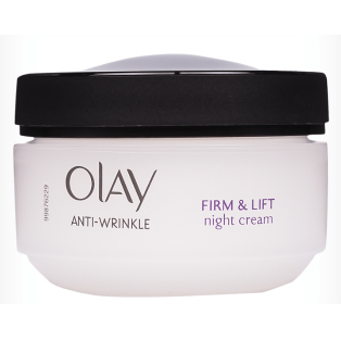 Anti-Wrinkle Firm and Lift Night Cream