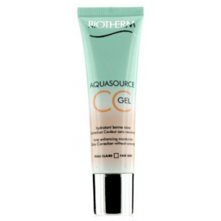 Aquasource CC Gel Tone Enhancing Moisturizer For M