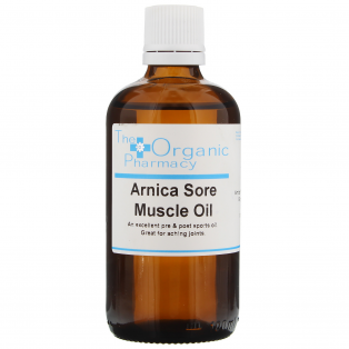 Arnica Sore Muscle Olie