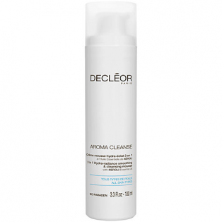 Aroma Cleanse 3 In 1 Hydra Radiance Smoothing Mousse