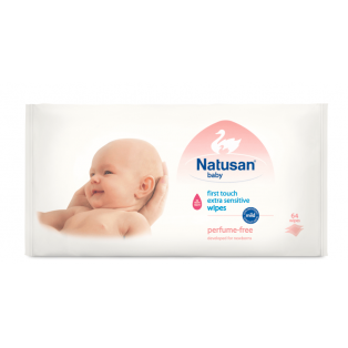 Baby First Touch Extra Sensitive Wipes