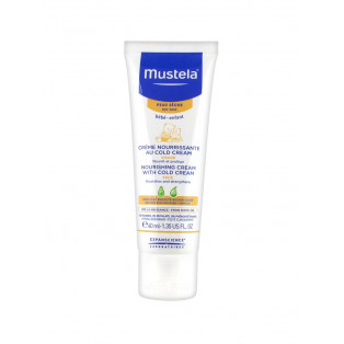 Baby Nourishing Cream With Cold Cream
