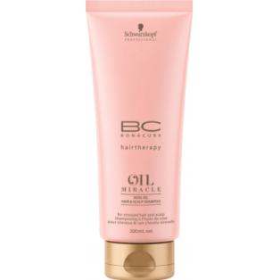 BC Bonacure Hairtherapy Oil Miracle Shampoo