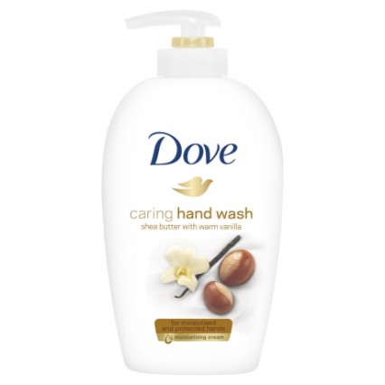 Dove Beauty Cream Wash Shea Butter Håndsæbe