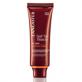 Beauty Self Tanning Smoothing Gel - Bronzer