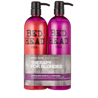 Bed Head Dumb Blonde Shampoo & Conditioner