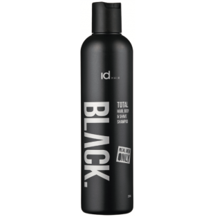 Black Active Scalp Balancing Shampoo
