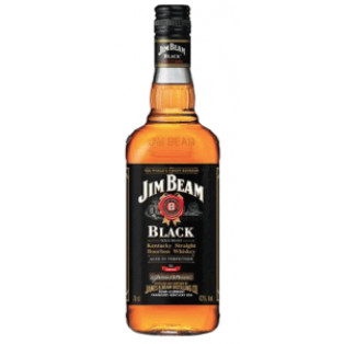 Black Bourbon Whiskey 43%