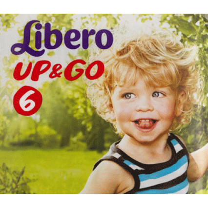 Libero bleer Up & Go 6