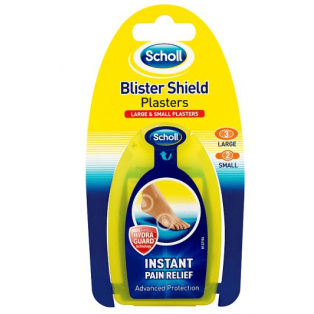 Blister Shield Plasters