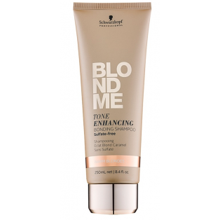 Blondme Enhancing Warm Blondes Shampoo