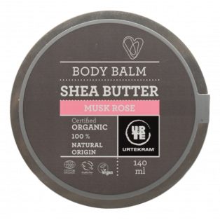 Shea Butter Body Balm Musk Rose