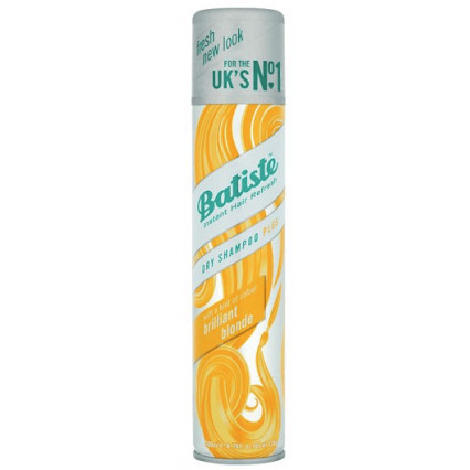 Batiste Brilliant Blonde Dry Shampoo Plus