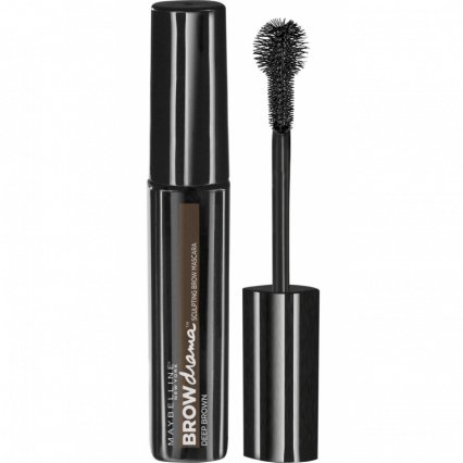 Maybelline Brow Drama Sculpting Mascara Dark Brown