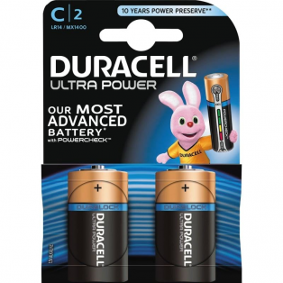 C Ultra Power Batterier
