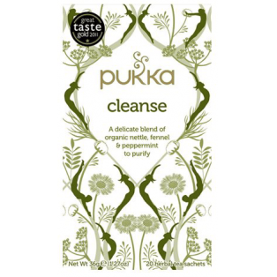 Cleanse With Nettle, Fennel & Peppermint Økologis