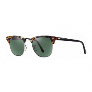 Clubmaster Fleck Green Classic