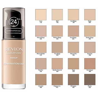 Colorstay 24h Makeup Normal/Dry 110