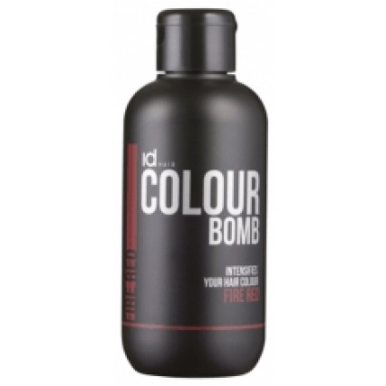 IdHair Colour Bomb Fire Red