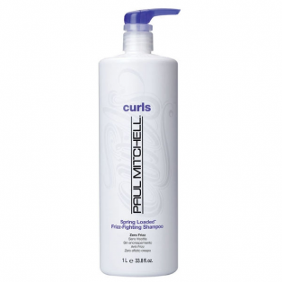 Curls Spring Loaded Frizz Fighting Shampoo