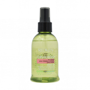Curvaceous Wind Up Energizing & Texturizing Spray