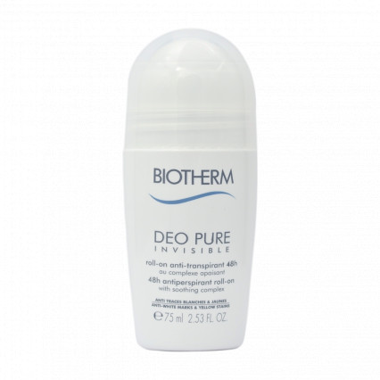 Biotherm Deo Pure Invisible Roll On