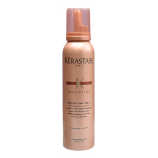 Discipline Mousse Curl Ideal, For Unruly Curly Hai