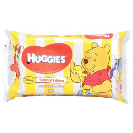 Huggies Disney Peter Plys Baby Vådservietter