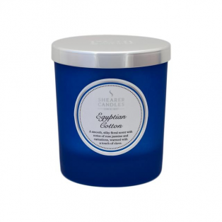 Duftlys Egyptian Cotton Candle in Jar