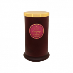 Duftlys Pillar In Jar Frankincense & Myrrh
