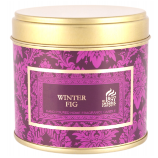 Duftlys Winter Fig Large Tin