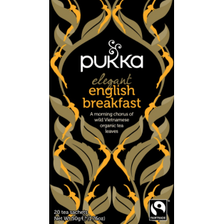 Elegant English Breakfast Økologisk