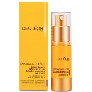 Expression De L'Age Relaxing Smoothing Eye Cream