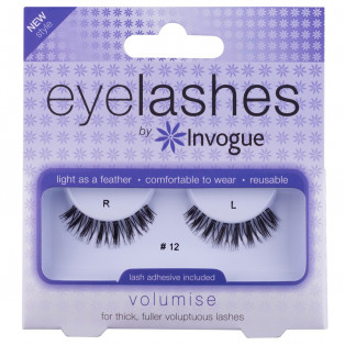 Eyelashes 12 Volumise