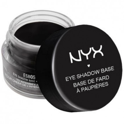 Nyx Eyeshadow Base 05 Black