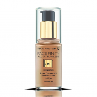 Facefinity All Day Flawless 3 in 1 Caramel 85