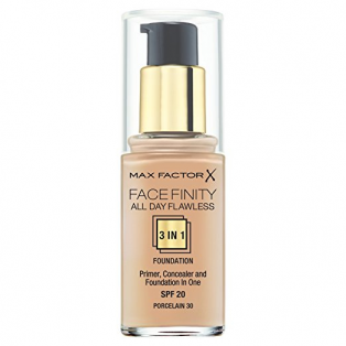 Facefinity All Day Flawless 3 In 1 Foundation 30