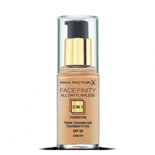 Facefinity All Day Flawless 3 in 1 Foundation 60