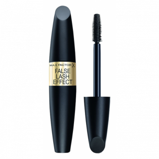 FALSE LASH EFFECT NATURAL LOOK MASCARA BLACK
