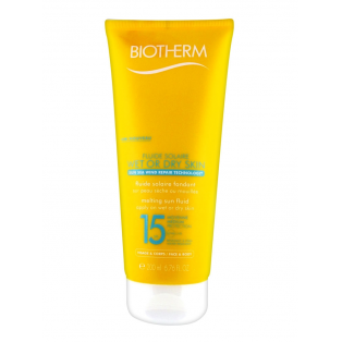 Fluide Solaire Wet or Dry Skin SPF 15 Solcreme