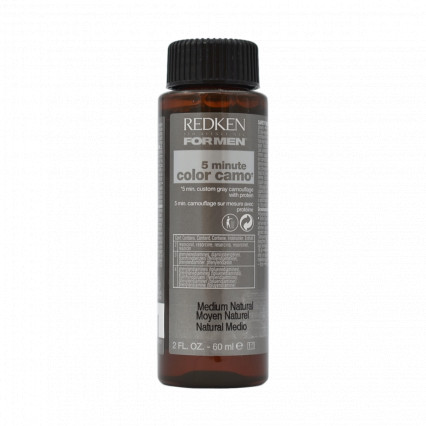 Redken For Men Color Camo Medium Natural