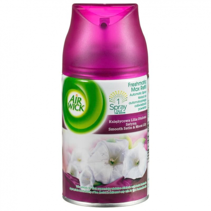 Air Wick Freshmatic Max Refill Smooth Satin & Moon Lily