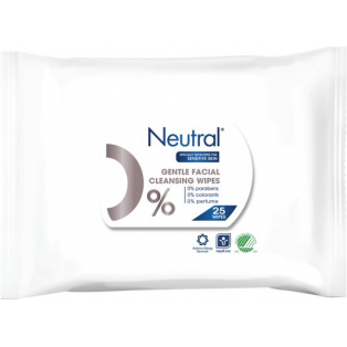 Gentle Cleansing Ansigts Wipes
