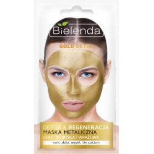 Gold Detox Face Mask Mature & Sensitive Skin