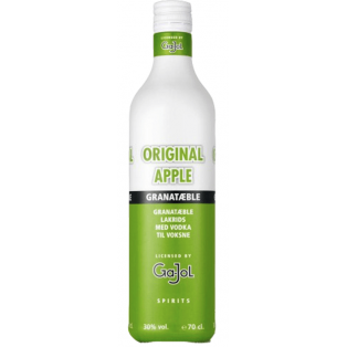 Green Apple Granatæble Vodkashot 30%