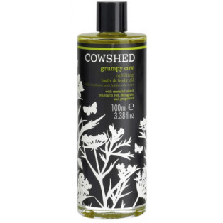 Grumpy Cow Uplifting Bath & Body Oil