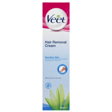 Veet Hair Removal Cream Sensitive Skin