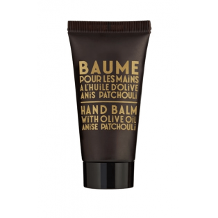 Hand Balm With Olive Oil Anise Patchouli